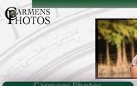 Site Rebuild for Photographer