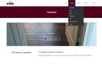 Flooring Website Build
