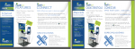 Brochure Conversion from English to Spanish