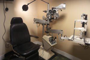 Optometrist Website Soon