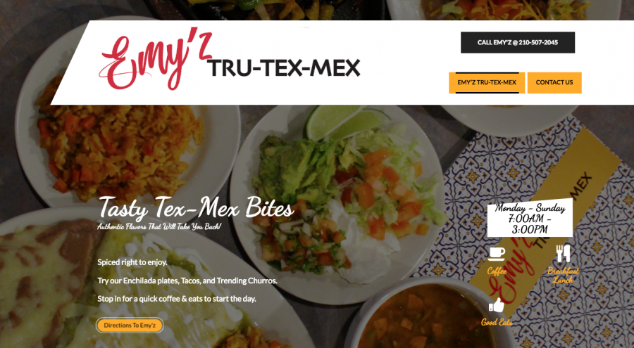 Mexican Restaurant with Authentic Texas flavors